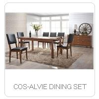 COS-ALVIE DINING SET